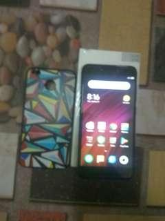 Redmi 4x 3/32 gab black