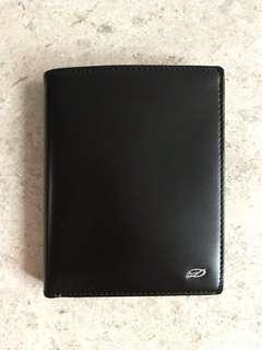 Authentic with certificate, ST Dupont card and bank note holder
