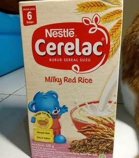 Cerelac milky red rice