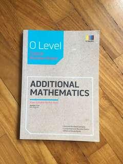 🚚 Additional mathematics O level topical revision notes