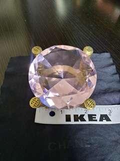 大鑽石擺件