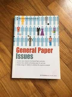 🚚 General Paper Issues information book