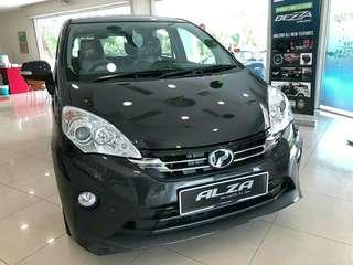 ALZA NEW FACELIFT 2019