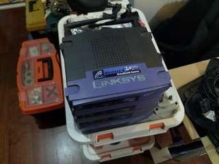 Vintage Linksys Products