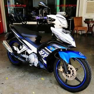 Yamaha Jupiter MX 135 COE OCT 2023
