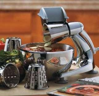 Saladmaster Food Professor Machine
