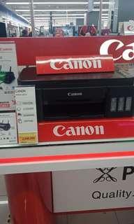 Bisa di kredit canon printer G2010,cuma bayar admin