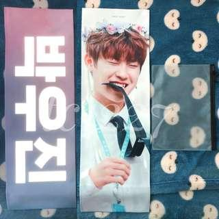 """[WTS] Park Woojin """"Read To Love"""" Slogan by Baby Bird"""