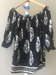 Off Shoulder Top(can fit to S-L)