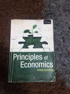 Principle Of Economics (photostat)