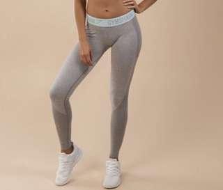 Gymshark Grey Flex Leggings