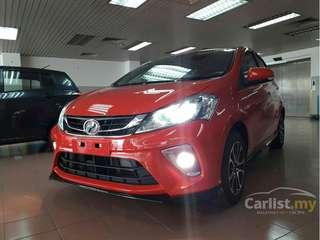 new myvi 1.5av 2019(not use car?