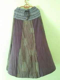 Skirt Kembang