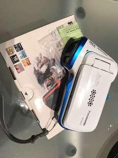 Panasonic HX -WA3 full hd1920x1080 view cam 防水5⃣️m 米深 95% new