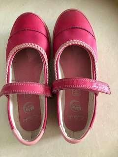 Clarks leather shoes UK 12.5/ EU 31