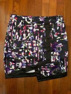 Brandnew valleygirl overlap style skirt