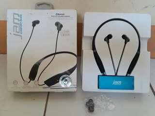 Jam Comfort Buds Bluetooth Headphones