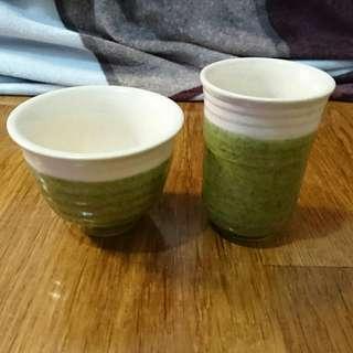 🚚 全新✨陶瓷茶杯 兩個不拆售