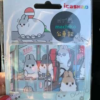 ㄇㄚˊ幾 machilko icash悠遊卡2.0