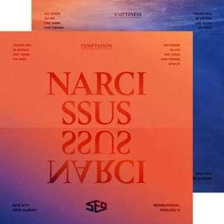 SF9 - NARCISSUS
