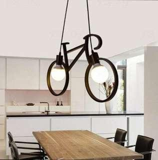 Bicycle pendant light,industrial ceiling light