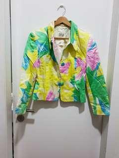 #EST50 Crisca Floral Jacket
