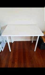 White Table from IKEA