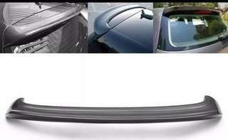 Carbon Fibre VW Golf GTI Mk6 Rear Spoiler Wing Lip