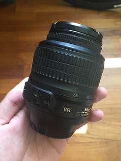 Nikon 18-55 AFS VR