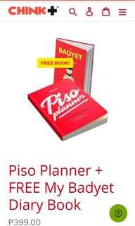 Piso Planner with FREE Badyet Diary
