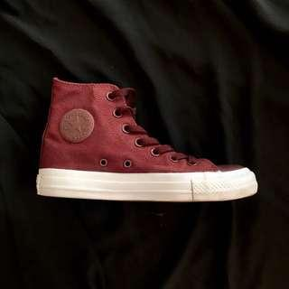 Maroon Converse All Star High Top Chuck Taylor
