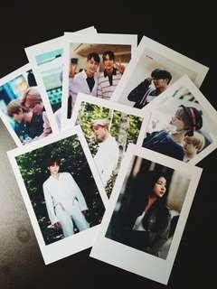 Polaroid 50 sen !!