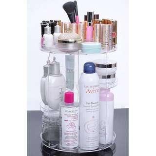 Rak Kosmetik / Make Up Organizer Putar 360'
