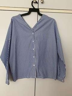The Editor's Market size S blouse