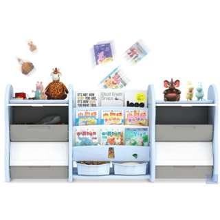 Toys & book rack
