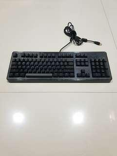i-Rocks K70E Electro Capacitive Keyboard