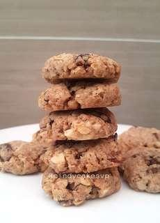 Lactation Craisin Almond Cookies