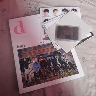 WTS WANNA ONE DICON LOOSE MEMBER