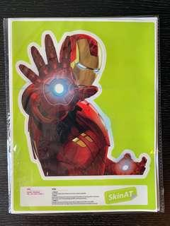 Iron Man Sticker Decal for MacBook by SkinAT