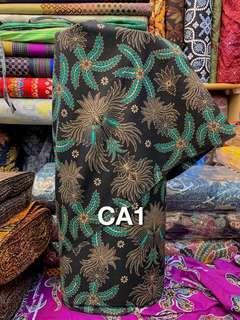 Batik premium indonesia semeter rm35