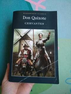 🚚 Don Quixotic Cervantes