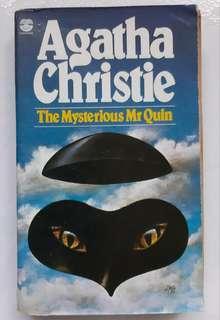 Author, Agatha Christie
