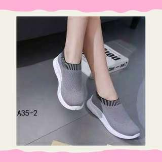 Local Shoes Grey Polos