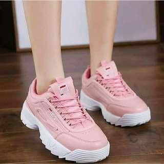 Local Shoes FILA Pink