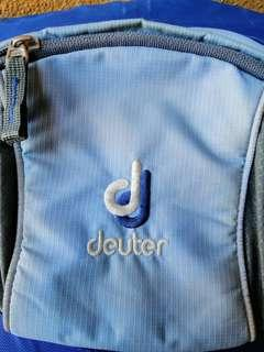 Deuter beg backpack