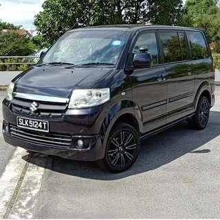 Cheapest MPV for lease