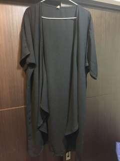 🚚 長板薄紗罩衫