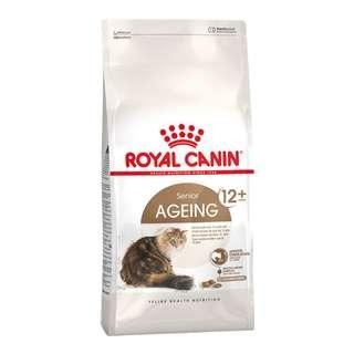 Instock | Royal Canin Ageing +12 Dry Cat Food