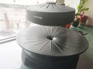 德國寶韓式光波爐。
