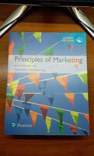 Principles of Marketing (2018 17th edition)